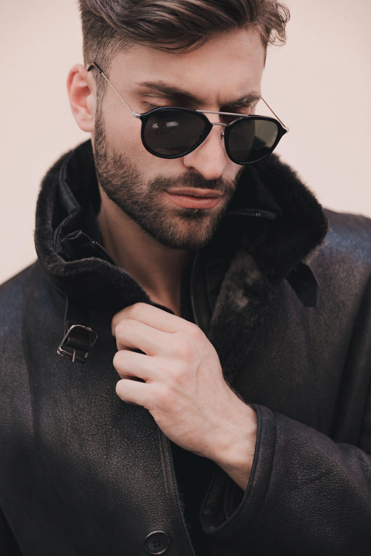 giacche di pelle roma