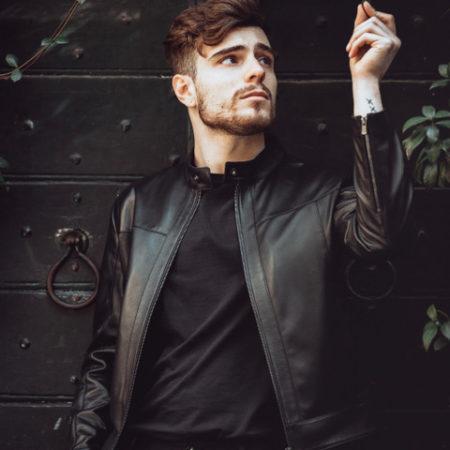 Daniele giacca in pelle