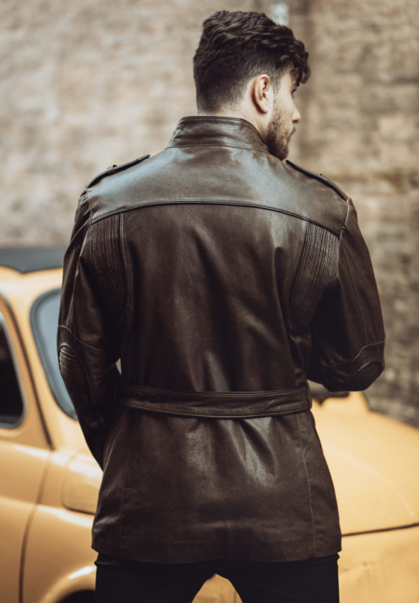 best leather jackets in rome