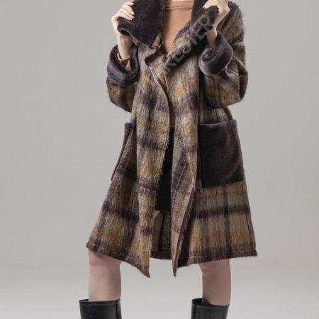 Cappotto di lana Susan