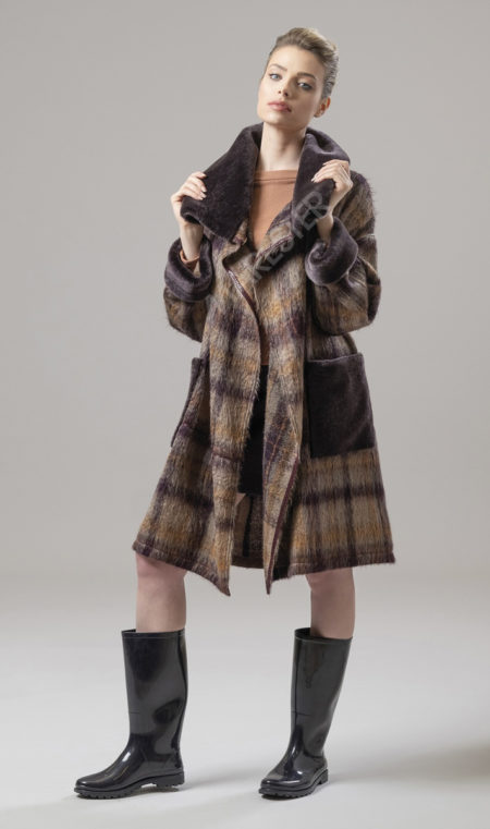 Susan wool coat