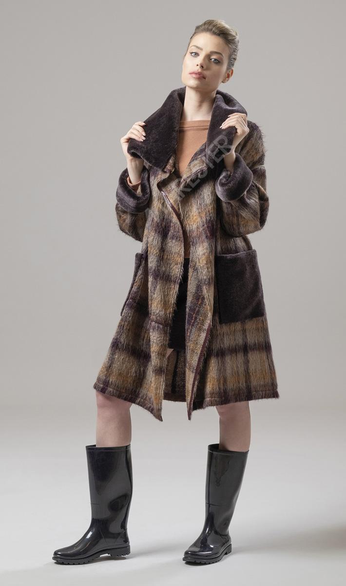 Susan wool coat
