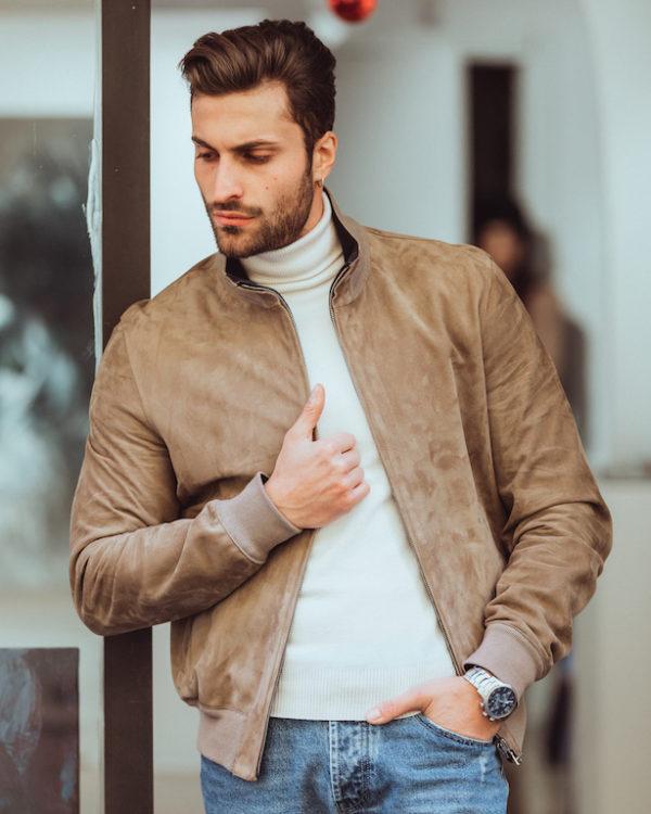 Marco bomber jacket