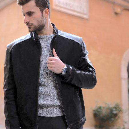 Ricci nero jacket