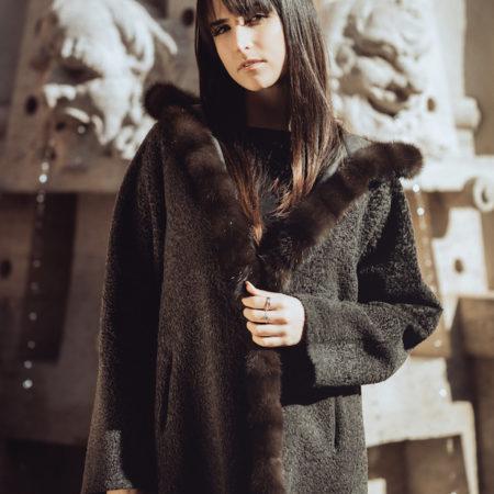 Pershent coat