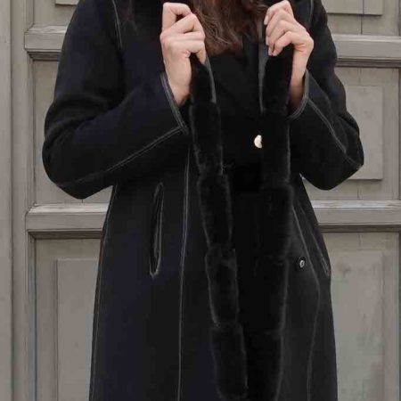 Venere wool coat