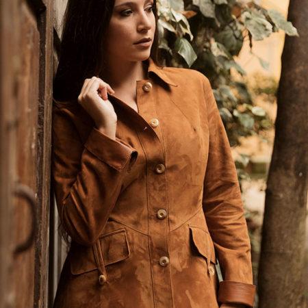 Lory leather jacket