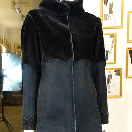 Michela Shearling coat