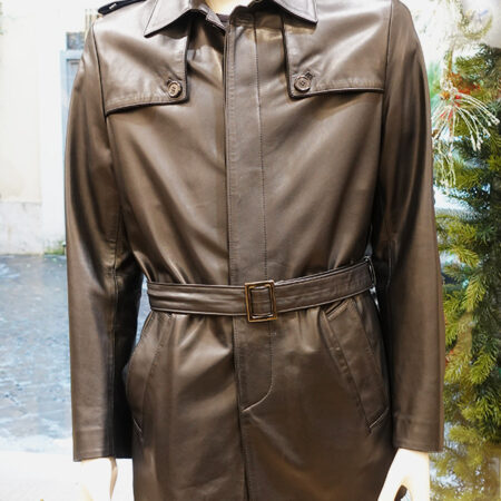 Antonio trench coat