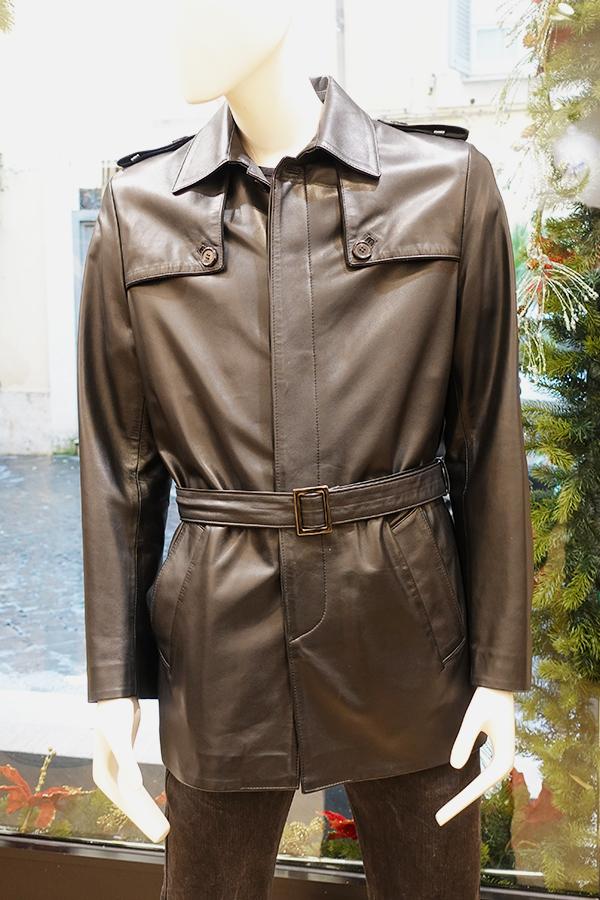 Antonio trench coat