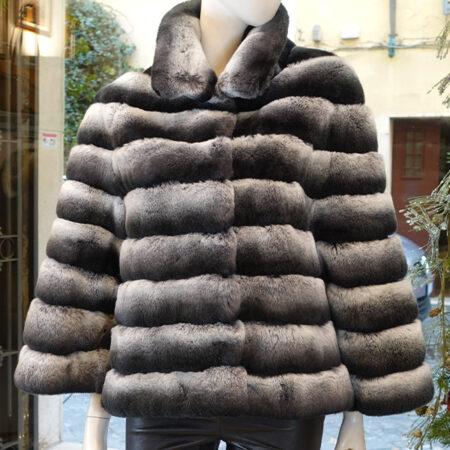 Ivana Rex fur jacket