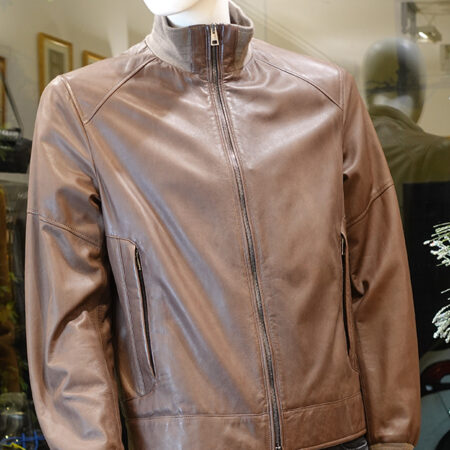 Jack leather jacket