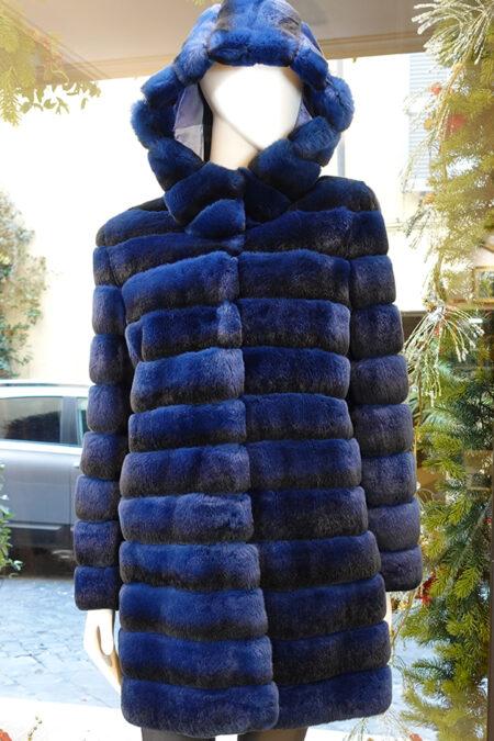 Sandy Rex fur coat