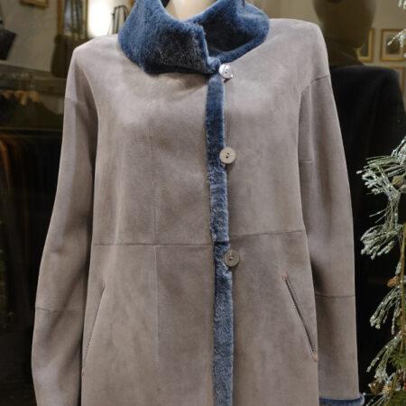 Cinzia shearling coat