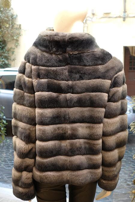 Livia rex fur jacket