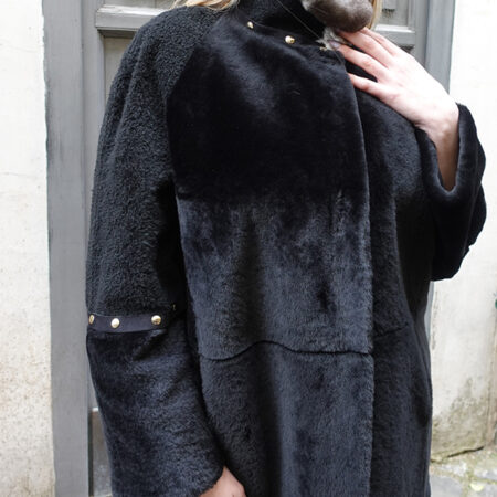 Marion shearling coat