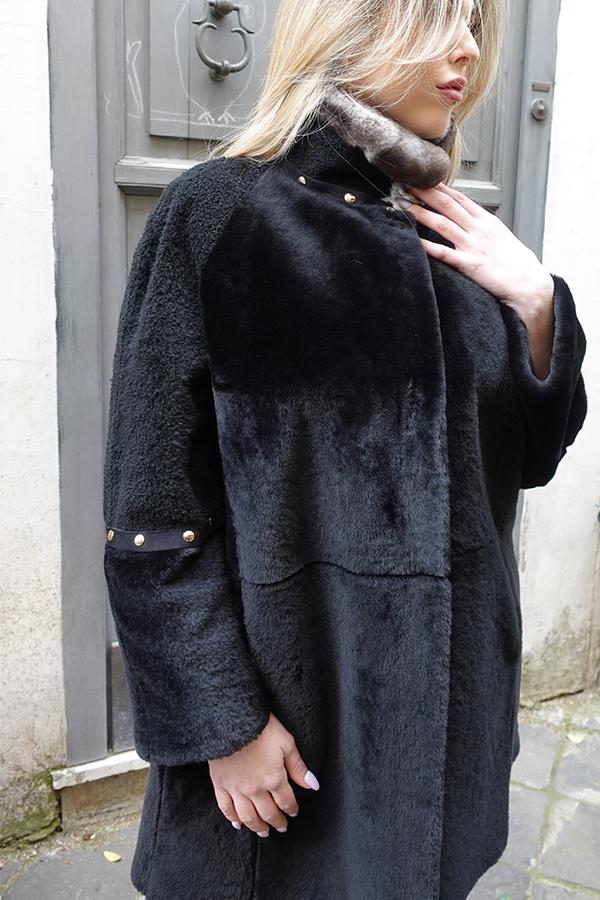 Marion shearling coat