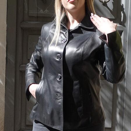Renè leather jacket
