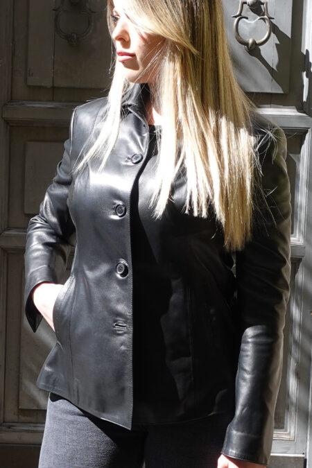 rene leather jacket