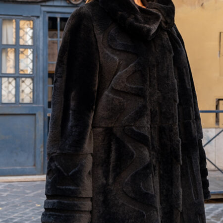Cappotto Shearling Beverly