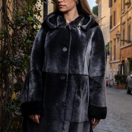 Alice shearling coat